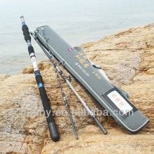 high strength fishing rod carbon 3 sections boat rod with bag