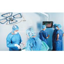 La lampe d'examen a mené la lumière chirurgicale pour l'opération