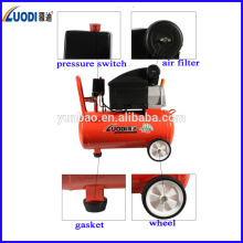 2hp 50L bahama style portable traditional direct driven air compressor price
