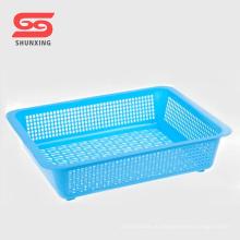 Многоцелевой сетка прямоугольная кухня корзина для хранения с низким ценой