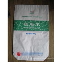 Multilayer Kraftpapierbeutel für Trockenmörtel