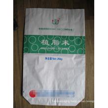 Multilayer Kraft Paper Bag for Dry Mortar