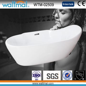 Spezielles Design Hochwertige Acryl freistehende Badewanne