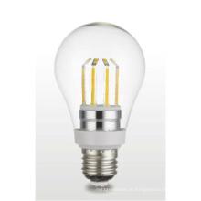 Luz de bulbo alta do diodo emissor de luz do filamento do polvo 6W 8W do lúmen