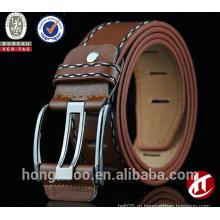 Винтаж украшения пряжкой пряжки PU кожаный ремень