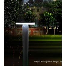 Lumière à gazon solaire à la lumière du jardin alimenté par LED avec haute qualité