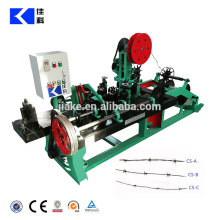 Single wire high speed barbed wire making machine manufacturer