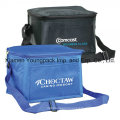Promotional 420d Nylon Insulated Shoulder Strap 6-Can Cooler Bag