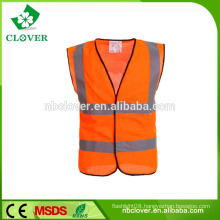 S-5XL or customized with CE EN20471 class 2 police safety reflective vest