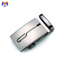 Metal belt buckle alloy engraving for straps