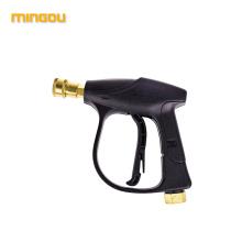 2018 Lavadora de alta presión Lavado de autos Mantenimiento y cuidado Pistola de agua 200 bar / 3000 psi M22 * 1.5 Rosca de tornillo 280 Conector de manguera (cw028)