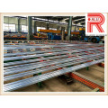 Profilé en alliage d'aluminium / aluminium pour la section de cadre modulaire