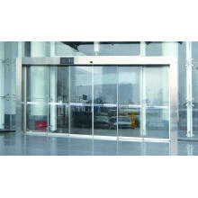6years Warranty Automatic Double Panel Sliding Door (MBS-200)