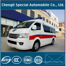 Professional 4X2 Standard Hospital Ambulance Car
