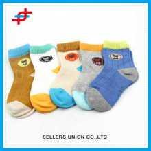 Kids Cute Bear Pattern Tube Knitted Socks Wholesale