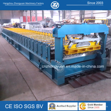 Steel Roof Panel Forming Machine