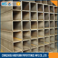 Galvanized square structure steel pipe tube