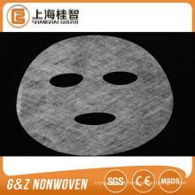 folha facial seca da máscara do colagénio não tecido da máscara do colagénio da tela