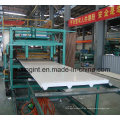 EPS Cement Sandwich pared y panel de techo de la línea de la máquina
