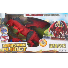Simulación de Control Remoto Western Dragon Dinosaur