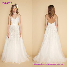 Hot Selling Fashion Comfortable Sexy Wedding Dress
