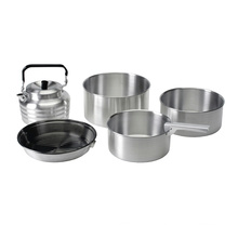 Camping Aluminum Cookware Set
