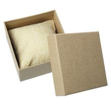 Big discounting for Cookies Box Simple kraft brown watch paper box export to France Wholesale