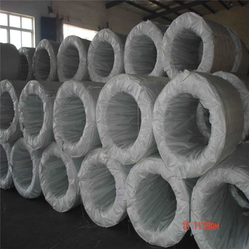 The Packing Electro Galvanized Iron Wire