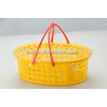 OEM concebido de molde de injeção plástica para fruta utilizada preço de fábrica