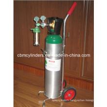 Oxygen Cylinder Trolley Set