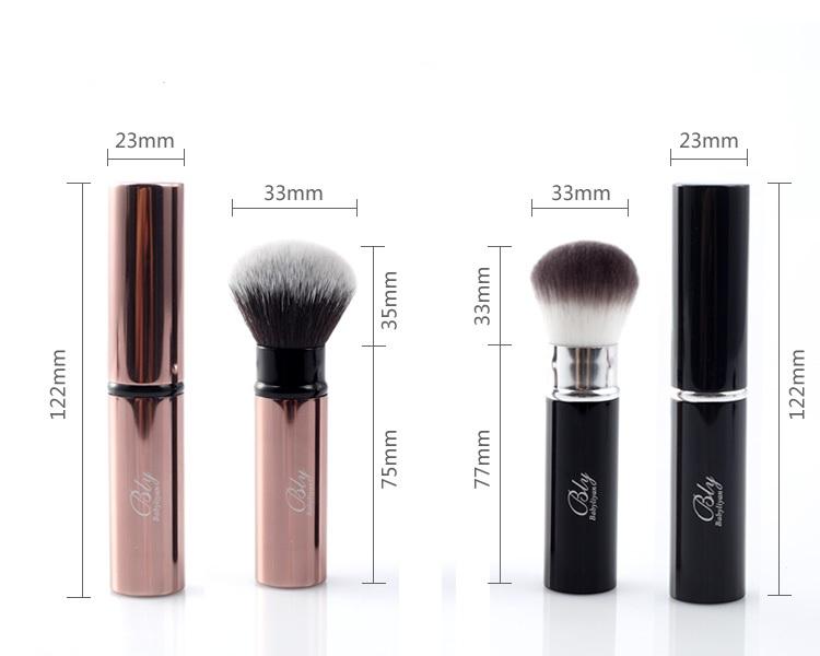 retractable blush brush