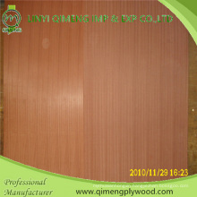 AAA and AA Grade 1.8-3.6mm Sapele Plywood with Competitive Price