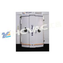 Máquina de vacío de la capa del oro de PVD / equipo de la galjanoplastia del oro PVD del vacío