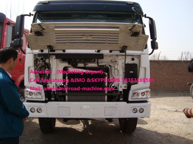 Howo cargo chassis  (17)