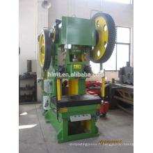 Machine de poinçonnage économique J21 série 45ton