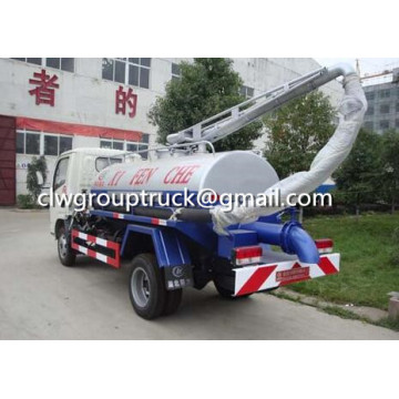 CLW GROUP TRUCK Foton Fecal, suction truck
