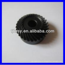 Fábrica de engranajes cónicos / espiral Fabricante de engranajes cónicos