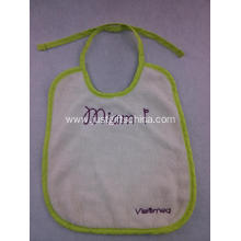 Custom Baby Bibs Bulk at factory direct pricing