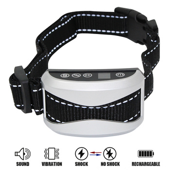 Safe Dog Training Collar Rainproof Chargeable