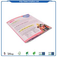 Высокое качество дешевые красочные брошюры