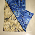 Cotton/Nylon Printing Spandex Fabric