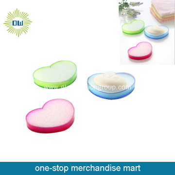High Quality Filter Spone Packing Sponge Soap Box