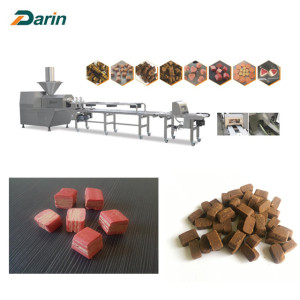Cold Extrusion Probiotics Pet Treat Membuat Mesin