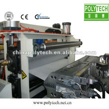 PVC/ASA Glazed Tile Extrusion Line