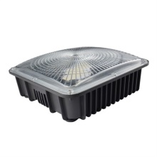 DLC listed 50w 75w canopy led light