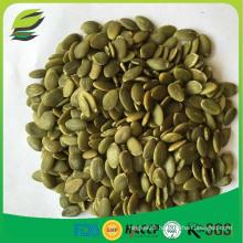 edible pumpkin seed kernels