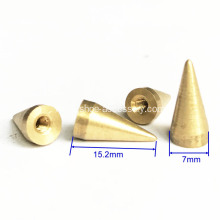 Cone Spike Studs for Leather
