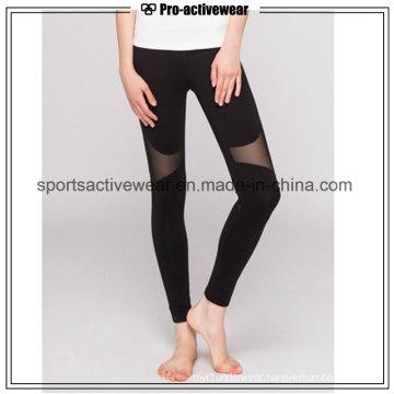 OEM 2016 Tight Woman High Quality Polyester Spandex Yoga Pants