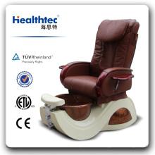 Chaire de beauté durable de luxe en gros d'usine avec le pied SPA (A201-2601)