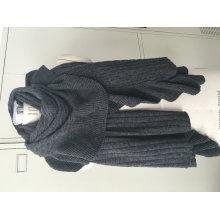 90%wool10%cashmere knitting shawl